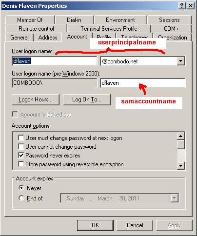 active_directory_integration [iTop Documentation]
