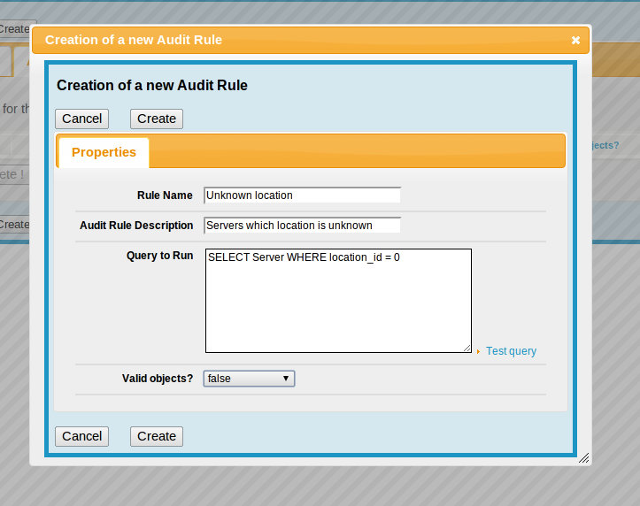 New Audit Rule