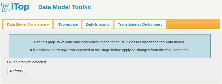 Customization toolkit - page 1