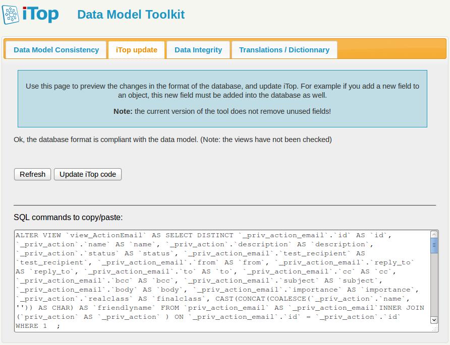 Customization toolkit - page 2